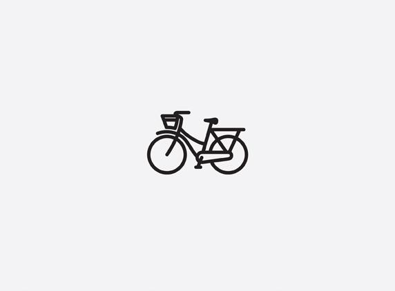 mkn design Michael Nÿkamp #mafia #line #illustration #bike #dutch #typography