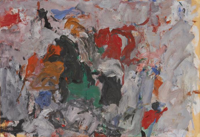 Philip Guston, Untitled, 1957