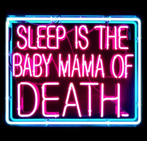 Disimba #death #sleep