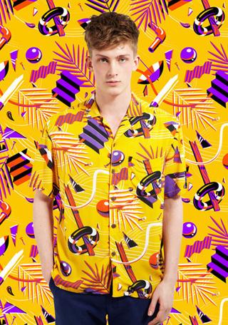 Int_4 #t #pattern #camouflage #shirt