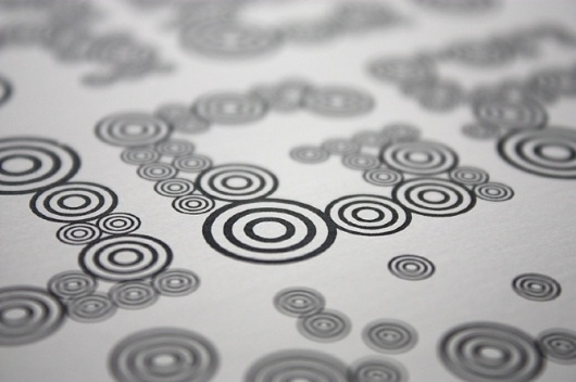 Effektive Studio. +44 (0)141 221 5070 #effektive #screenprint #poster #type #plike #typography