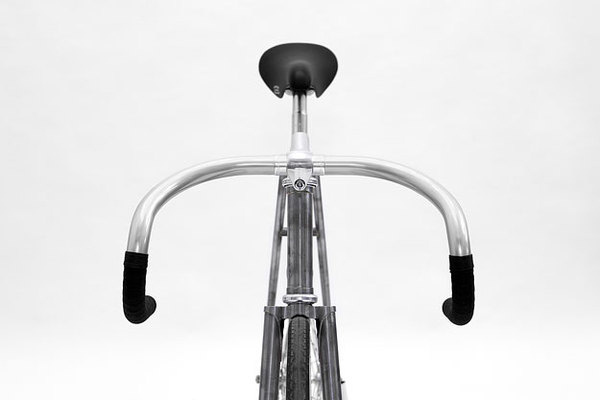 Moulinette x Hojmark 'The Raw One' #bicycle #track #bike