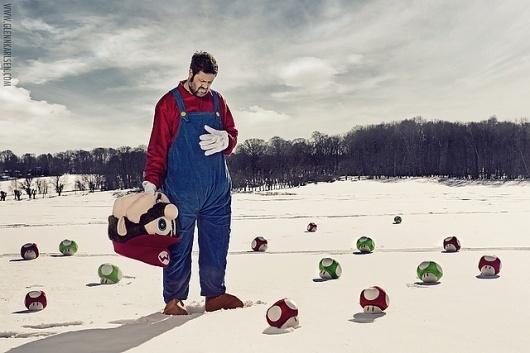 Super Mario | Flickr - Photo Sharing! #games #mario #super