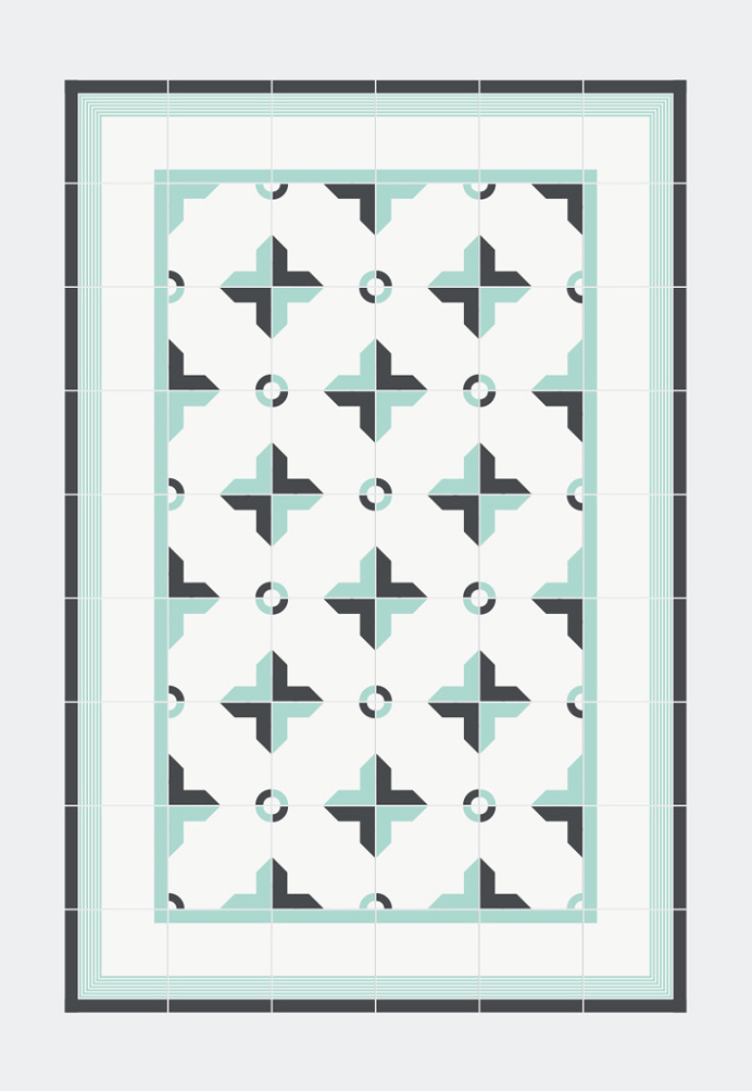 Hidraulik by Huaman #design #geometric #tiles #shapes #photography #carpet