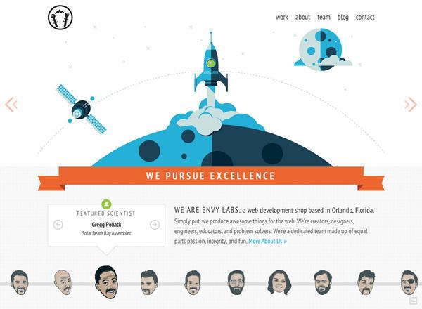 Envy Labs #web