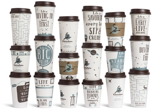 collemcvoy_caribou_04 #coffee #cups #design #typography
