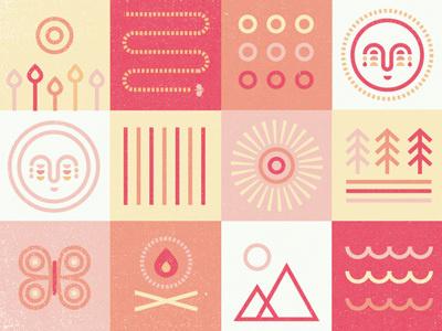 Summerquilt #summer #pattern