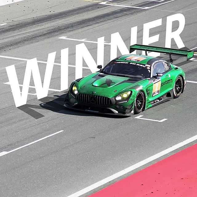 Winner - Black Falcon at 2018 Hankook 24H Dubai. #mercedesamg #hankook24hdubai #race #winner #abdulazizalfaisal #huberthaupt #yelmerbuurman #gabrielepiana #dubaiautodrome #racecar #blackfalcon #mercedesbuilt #dubairace #drive #dubaikartdrome #24hdubai #gp_extreme #dubai #motorcity #graphicdesign #dubai #photography #love #design #philkjoe