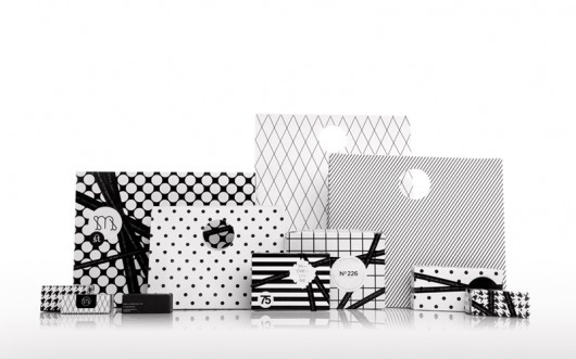 Looks like good Graphic Design by Anagrama #identity #white #black #and