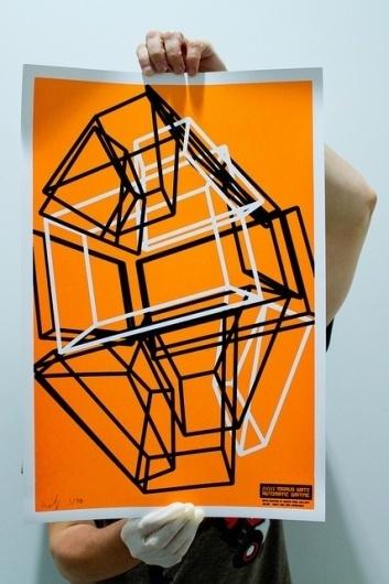 8013 SF-Kinotek - Exploder Print   Flickr - Photo Sharing! #marius #print #screenprint #art #watz