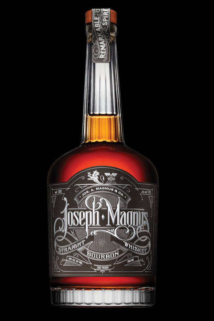 packaging, bourbon, type, label