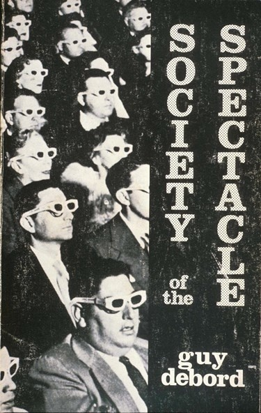 Society of the Spectacle by #GuyDebord