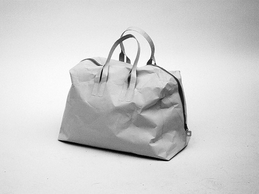 Stefan Diez | Projects | Papier #saskia #design #synthetic #product #bag #diez #paper #papier