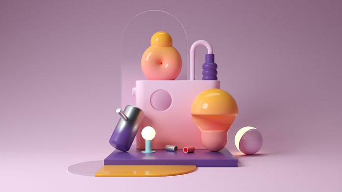 Art & Design 2019 - Mindsparkle Mag Santi Zoraidez works worldwide with brands, agencies and studios at the intersection of digital and reality. These are some of his most recent works. #logo #packaging #identity #branding #design #color #photography #graphic #design #gallery #blog #project #mindsparkle #mag #beautiful #portfolio #designer