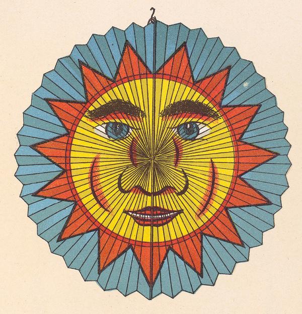 photo #sun #geometria #geometry #sol #vintage
