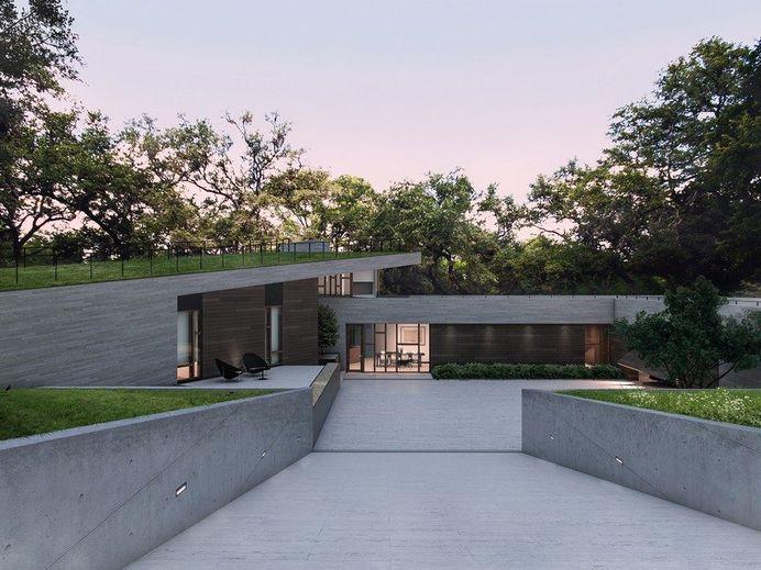 Pinwheel Residence by Baldridge Architects