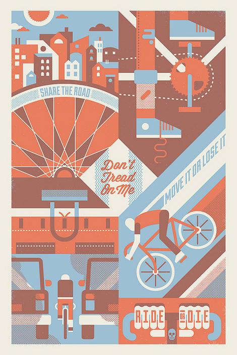 bandito design co #illustration #vintage