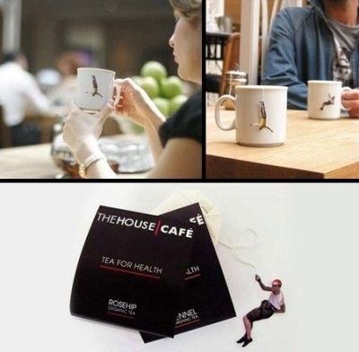 最富創意T-bag | BlackHK #packaging #design #product #tea #bag