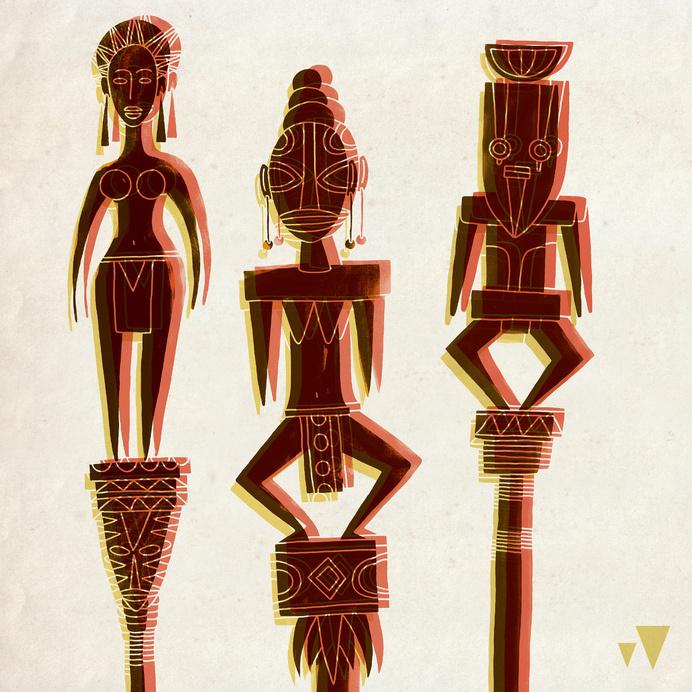 Bixiga 70 III (2015) album art #afrobeat #music #africa #bixiga70 #brazil #album #cover #artwork #graphicdesign