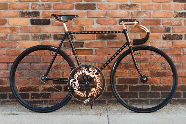 #bicycle #bike #cycling #detroit #wheelchain