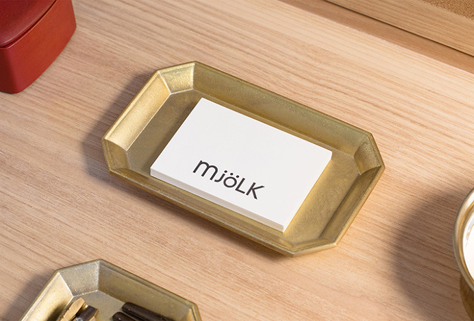 Mjölk by Tung #cards