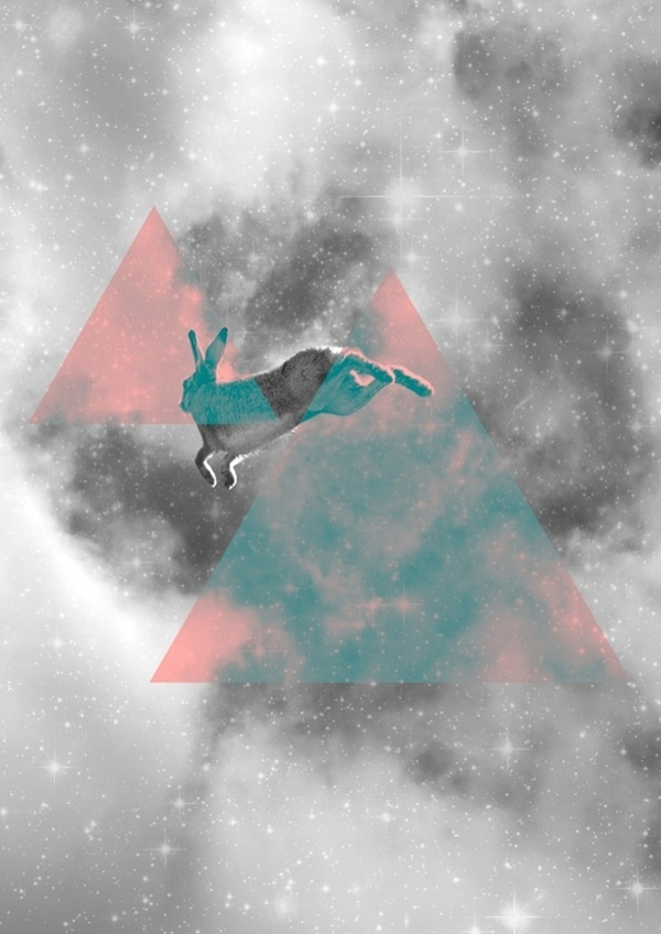 Drew Turner | iGNANT #drew #illustration #collage #turner