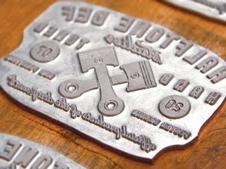 MR. MULE's TYPOGRAPHIC SHOWROOM AND EMPORIUM #type #lettering #letterpress #card