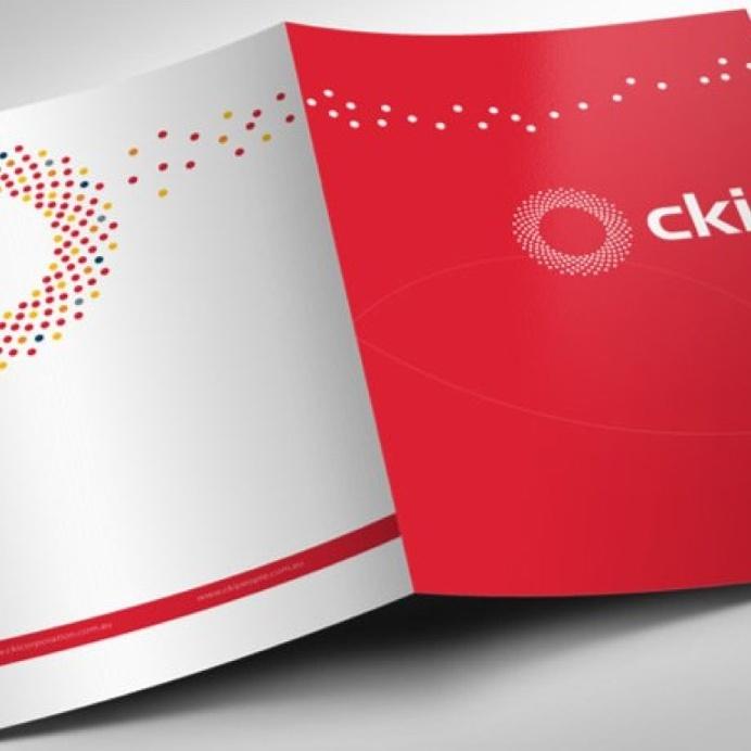 CKI Brochure Design