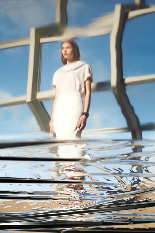 AI Ben Sandler #digital #portrait #concept #fashion #ai