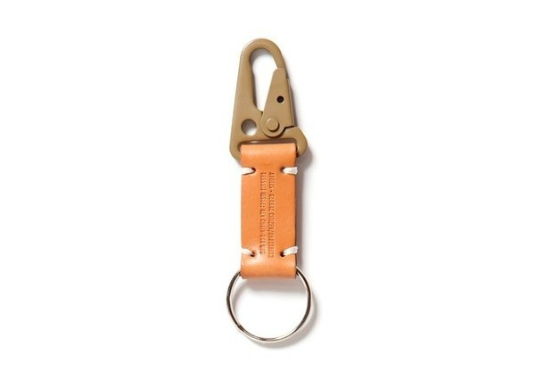 Transit Issue Key Chain | Apolis #leather