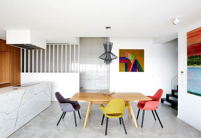 Apartment in Prague by Lenka Mikova & Marketa Bromova