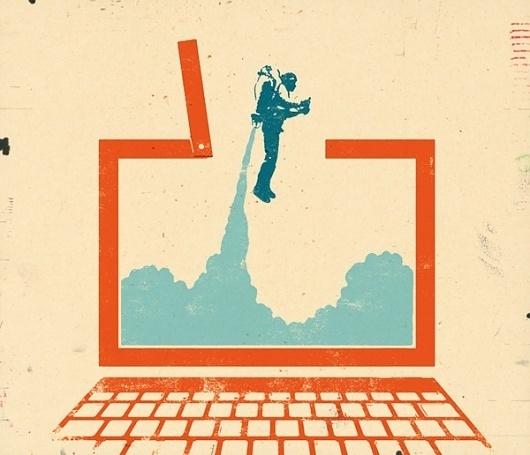 Richard Mia Portfolio / Gerald & Cullen Rapp #computer #jetpack #design #graphic #richard #mia