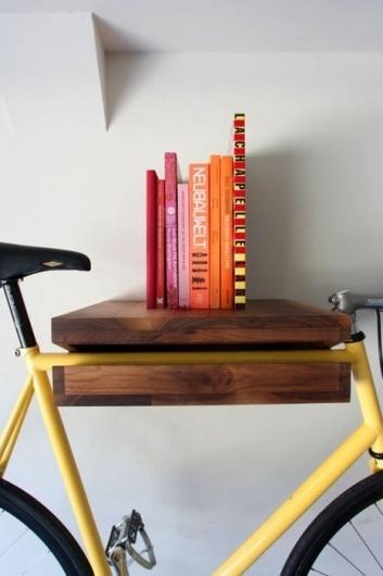 Tumblr #design #clever #bike