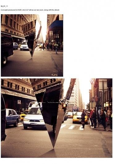 Jack Crossing / G R A P H I C S D E S I G N E D #photo #crossing #manipulation