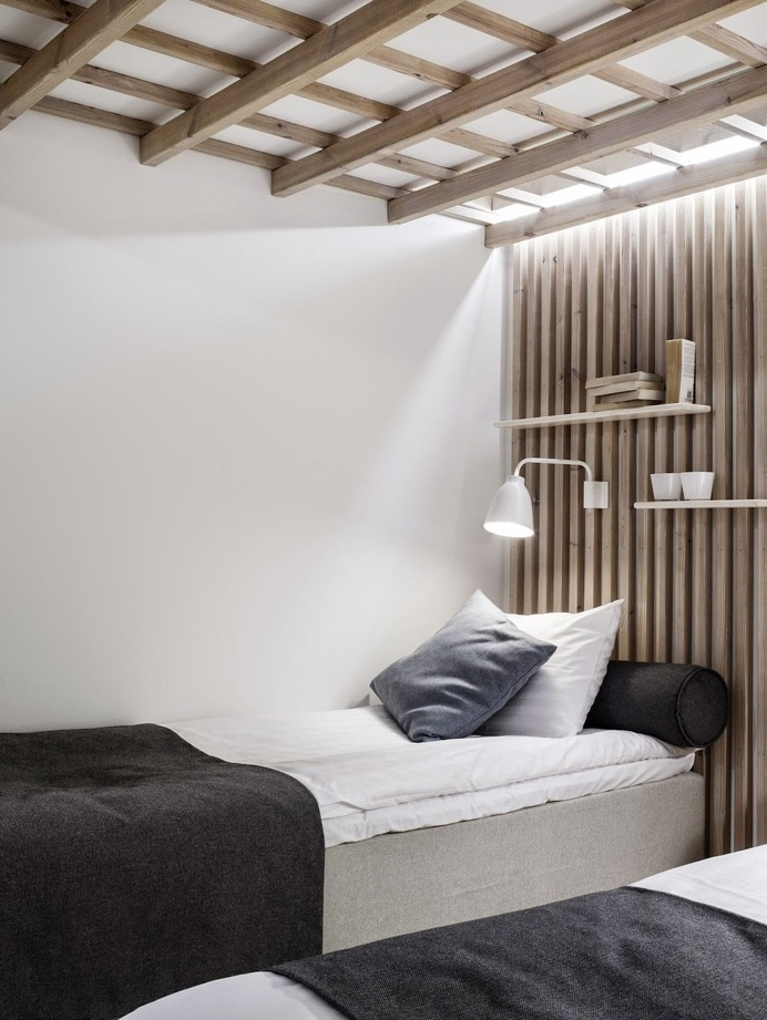 Dream Hotel by Studio Puisto #hotel #interior #design #ideas