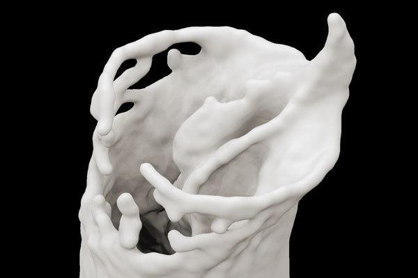 fluid vase #gallery #kwok #supabold #chance #fung #aleatoric #art #pan #accidental