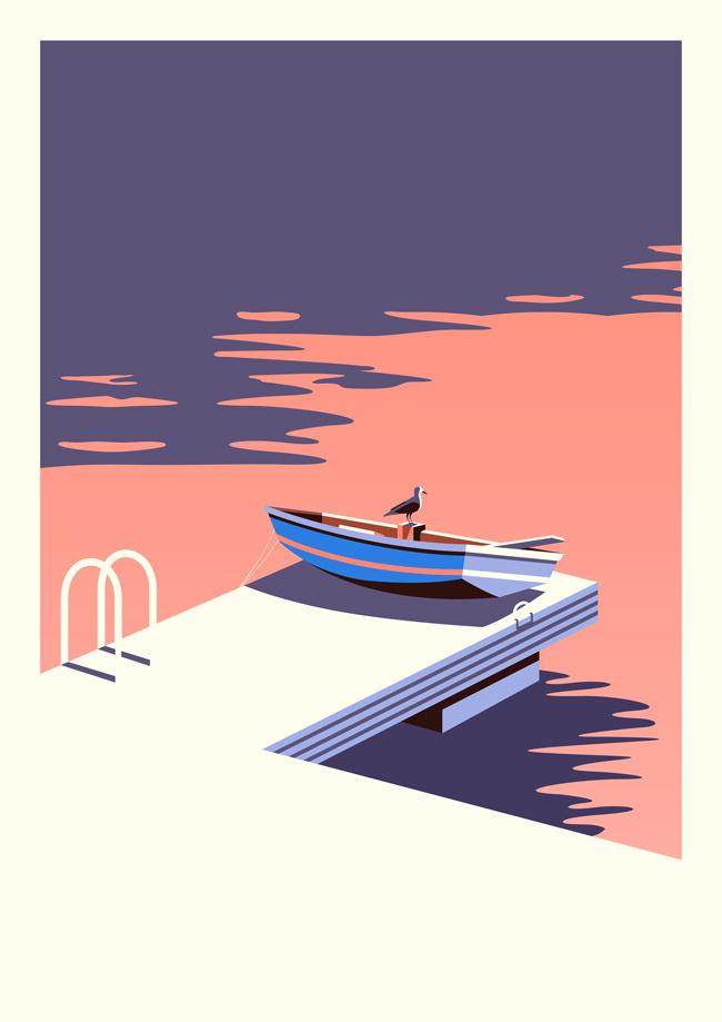 #ONTHEDRAW | Fuerteventura by Malika Favre