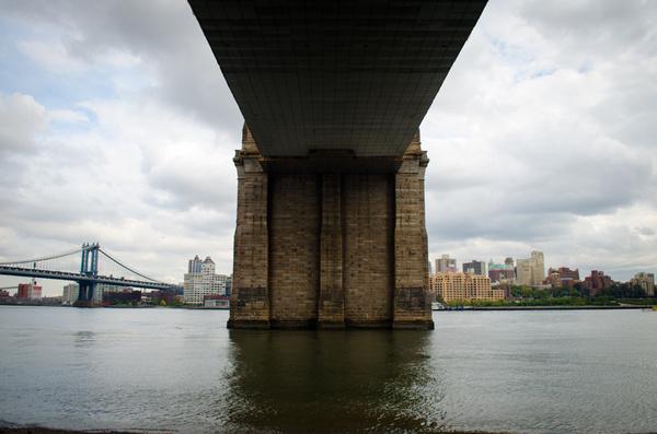 brooklyn bridge #nyc #bridge #brooklyn