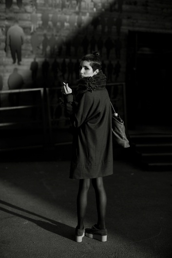 On the Street….. Ilaria, Florence « The Sartorialist #fashion