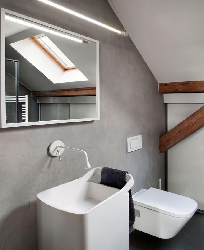 Loft Apartment in Poznan by Cuns Studio - #architecture, #home, #decor, #interior, #homedecor,