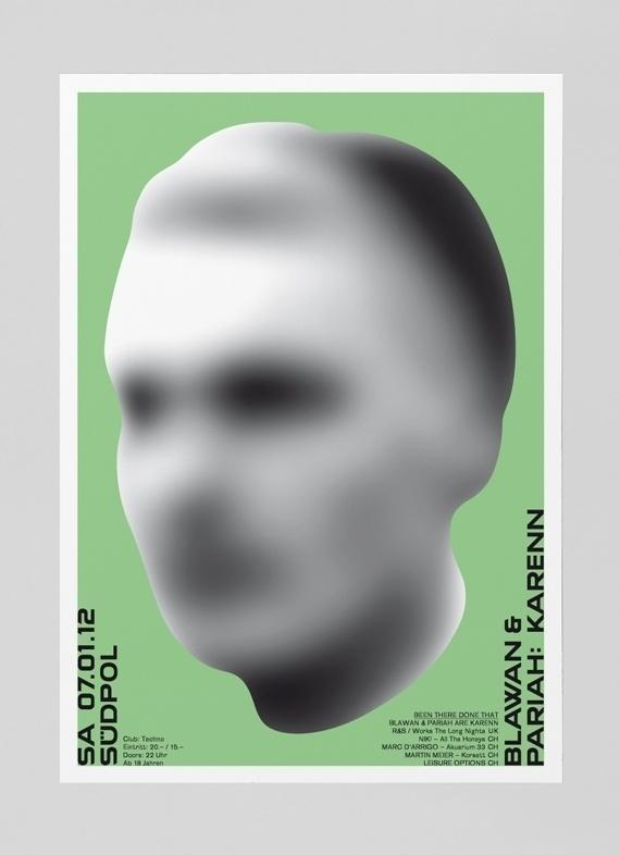 Blawan_Pariah_Karenn_Felix_Pfaeffli.jpg (570×786) #design #poster