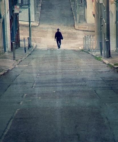 returning | Flickr - Photo Sharing! #urban #san #photography #street #francisco