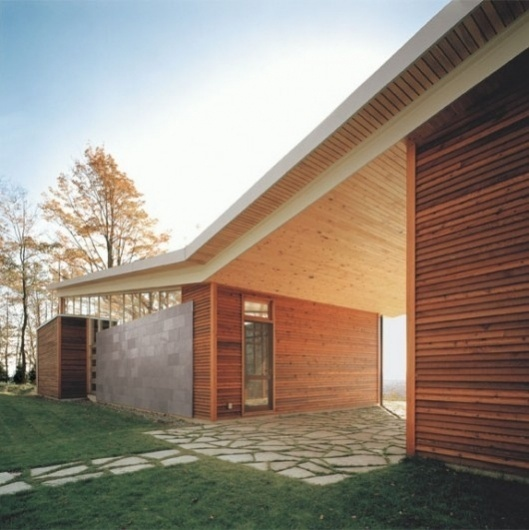 WANKEN - The Blog of Shelby White » Minton Hill House #wood #architecture #house #contemporary