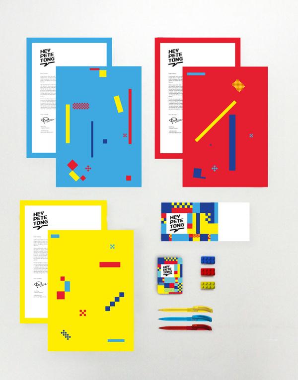 HEYPETETONG #lego #branding