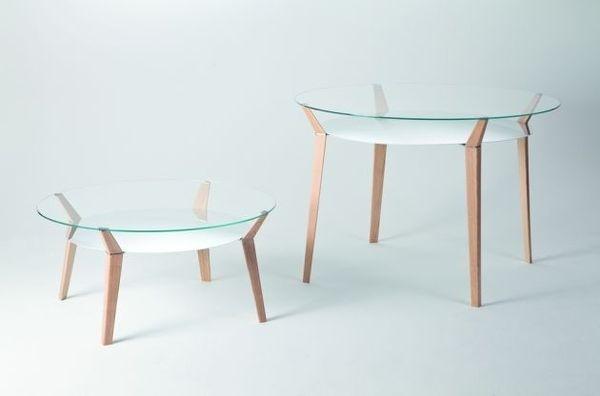 Modern The Warp Table Series Contemporary #interior #design #decor #home #furniture #architecture