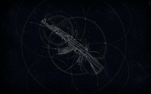 Constellation AK47 - 1920 x 1200 #ak47 #constellation