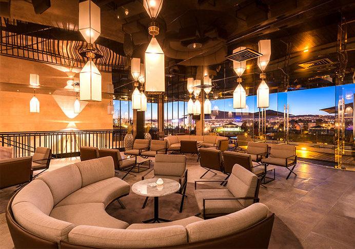 Sophisticated Luxury Sahrai Hotel in Fez luxury sahrai hotel 7 #hotel #design #architecture