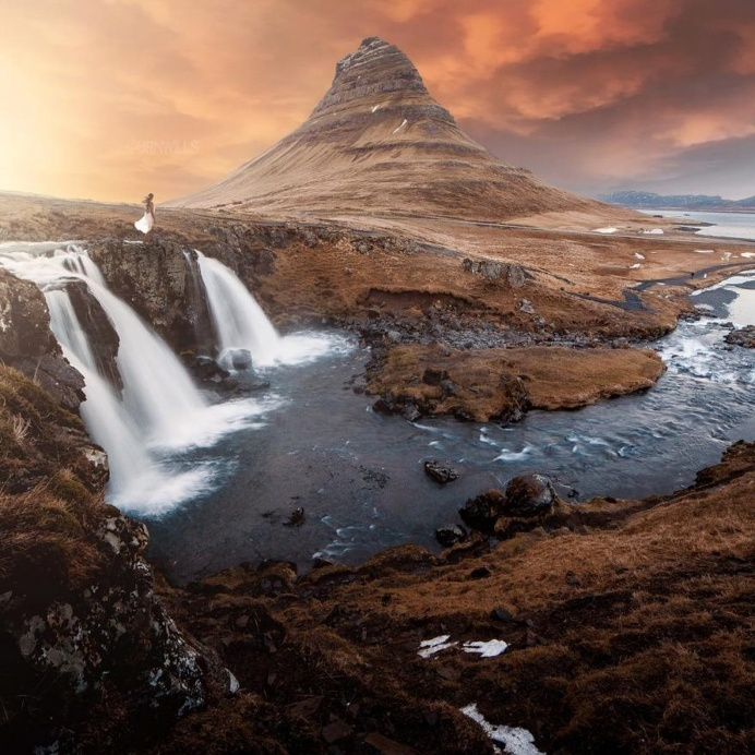 Dreamlike Landscape and Adventure Photography by Brendan Williams