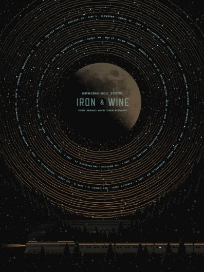 PrettyClever #poster #dkngs #ironwine #tour