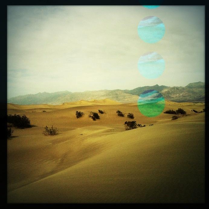 death_valley_montage.png (c)virginibedard.com #graphic #digital #valley #art #collage #death #california